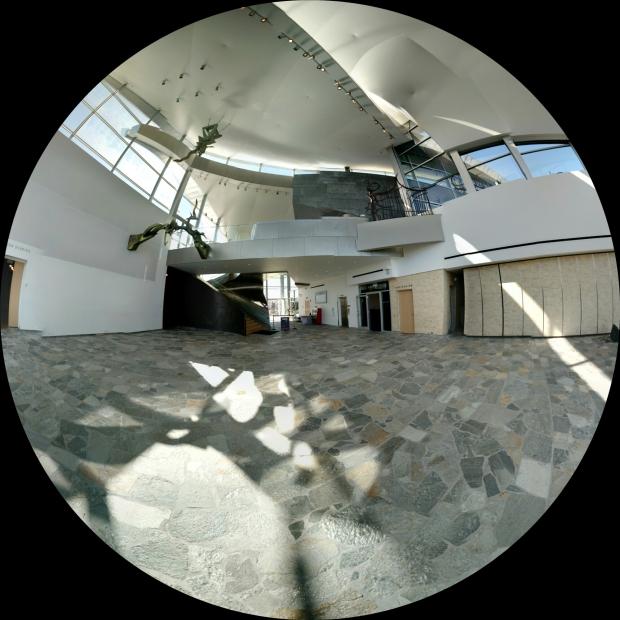 Hunter Museum Lobby